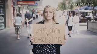 """The Bible clearly states that Christians will be persecuted. It still happens today in many different forms, from as simple as being mocked to as serious as murder. Be that as it may, you should not let persecution discourage you from being a Christian. Accepting Jesus Christ as your Savior is one of the most important things you will do on this Earth. You shouldn't avoid it just because of the persecution.  Although life may be hard for you at times because you are a Christian, be strong. Christian persecution may not be avoidable, but as Christians, we can endure it.The most important reason that Jesus has to be God is that, if He is not God, His death would not have been sufficient to pay the penalty for the sins of the world (1 John 2:2). A created being, which Jesus would be if He were not God, could not pay the infinite penalty required for sin against an infinite God. Only God could pay such an infinite penalty. Only God could take on the sins of the world (2 Corinthians 5:21), die, and be resurrected, proving His victory over sin and death. Amen.No one can deny that Muslims reject the biblical Jesus. Yet it was Jesus Himself who warned all men, """"If you do not believe that I am the one I claim to be, you will indeed die in your sins"""" (John 8:24).The meaning of Redemption is loosing from a bond, setting free from captivity or slavery, buying back something lost or sold, exchanging something in one's possession for something possessed by another, and ransoming.Christ redeemed us from the curse of the law, having become a curse for us—for it is written, """"Cursed be everyone who hangs on a tree""""—that in Christ Jesus the blessing of Abraham might come upon the Gentiles, that we might receive the promise of the Spirit through faith.The word redeem means """"to buy out."""" The term was used specifically in reference to the purchase of a slave's freedom. The application of this term to Christ's death on the cross is quite telling. If we are """"redeemed,"""" then our prior condi"""