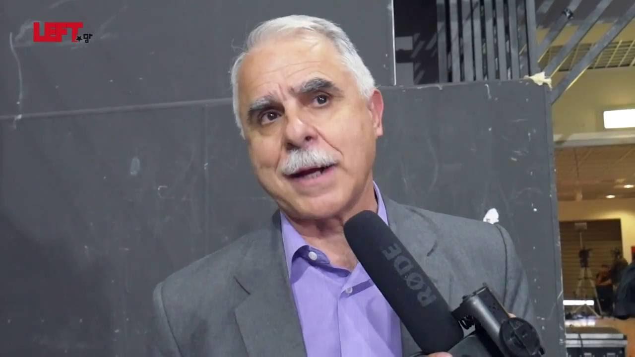 2ο συνέδριο του ΣΥΡΙΖΑ -Γιάννης Μπαλάφας