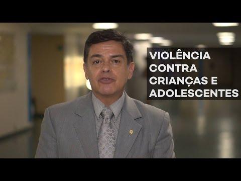 Eduardo Barbosa: violência contra crianças e adolescentes