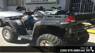 9. 2007 Polaris Sportsman 500 EFI Deluxe  - Banner Recreatio...
