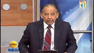 Huchi Lora habla sobre confrontación en el Comité Polit. PLD por grupo de Danilo y grupo de Leonel