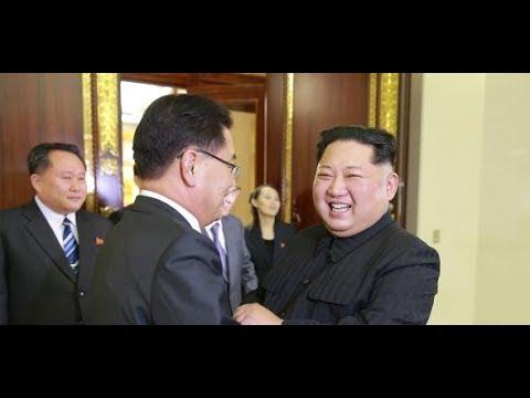 Keine weiteren Atomtests: Nord- und Südkorea vereinba ...