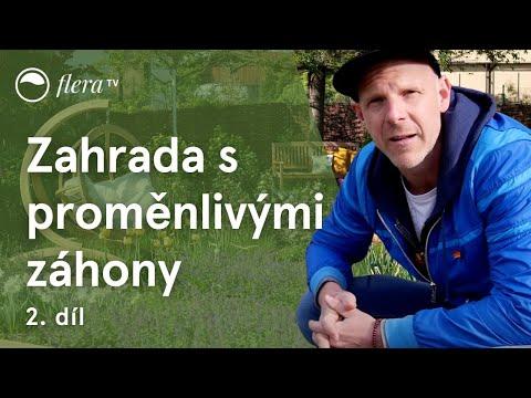 Zahrada s proměnlivými záhony 2. díl | Inspirativní zahrada | Flera TV