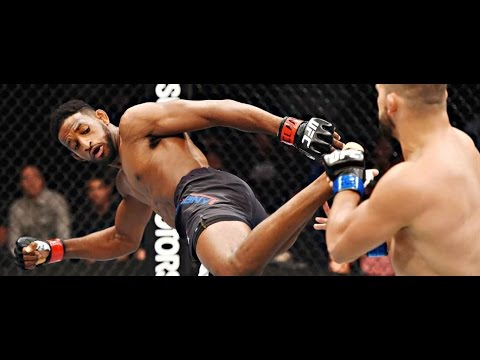 UFC Fight Night 78 Gastelum vs Magny Post Fight Review
