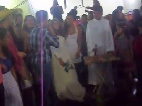 Festa Junina 2015 - E. M. Cel. Júlio Borges - Casamento Caipira