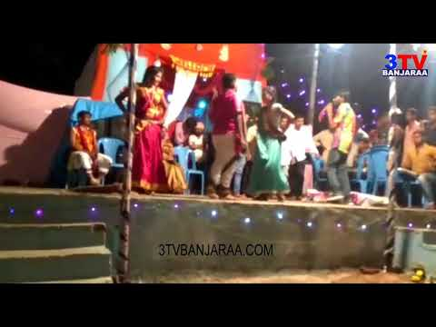 Video Banjara Singer Subash & Team nice Dance with Hyderabad Biryani Song !! 3TV BANJARAA download in MP3, 3GP, MP4, WEBM, AVI, FLV January 2017