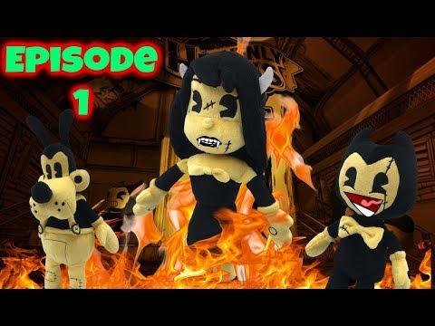 BATIM Plush Episode 1 - Angel From Hell