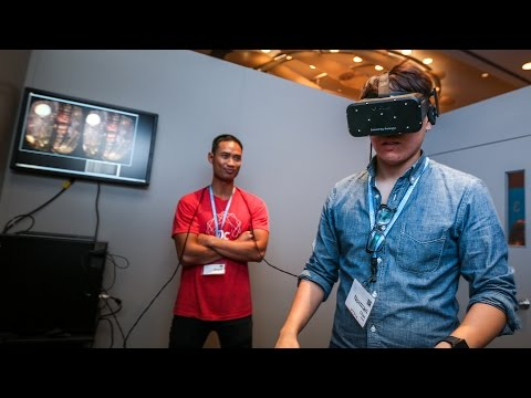 "Oculus Rift ""Crescent Bay"" Prototype Hands-On + Impressions"