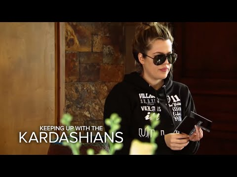Keeping Up with Kardashians 10.12 (Clip)