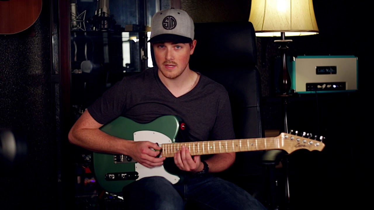 Reckless Love – Lead Electric Guitar Tutorial
