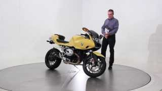5. 2007 BMW R1200S YELLOW