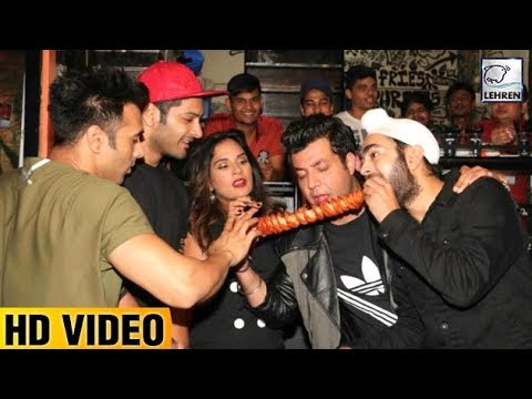 Fukrey Team Promote Fukrey Returns On Mumbai Stree