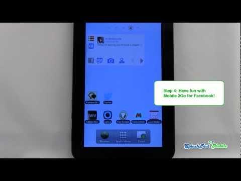 Video of Widget for Facebook
