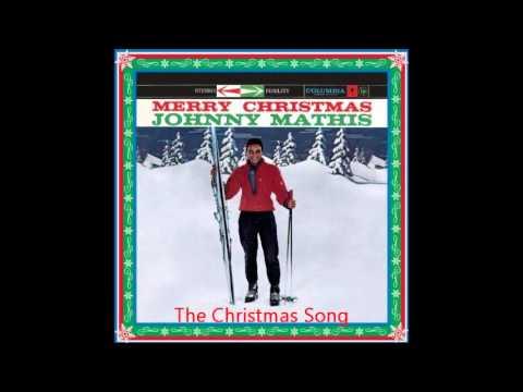 Tekst piosenki Johnny Mathis - The Christmas Song po polsku