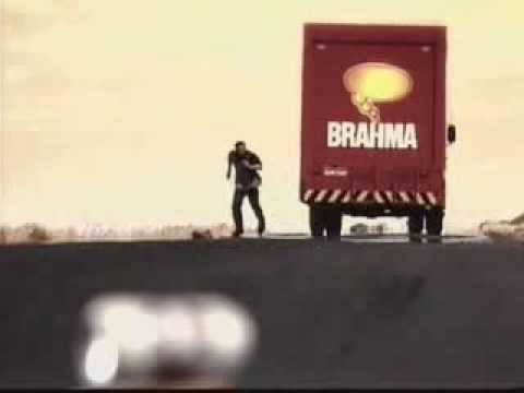 funny commercials from brahma beer