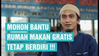 Video BANTU RUMAH MAKAN GRATIS UNTUK TETAP BERDIRI !!! KELUARKAN SEDEKAH BRUTAL !!!! MP3, 3GP, MP4, WEBM, AVI, FLV Maret 2019