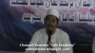 3. Video Nasehat KH. Ubaidillah Ahror Kepada Alumni Al Fatah Temboro