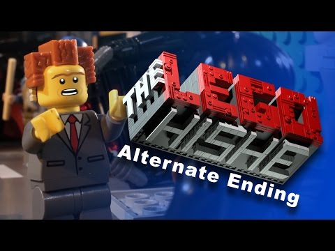 LEGO - We will be working on the Amazing Spiderman 2 HISHE for a while, but that doesn't mean we can't post other videos in the mean time! Here is ANOTHER HISHE to the Lego movie, an ALTERNATE alternate...