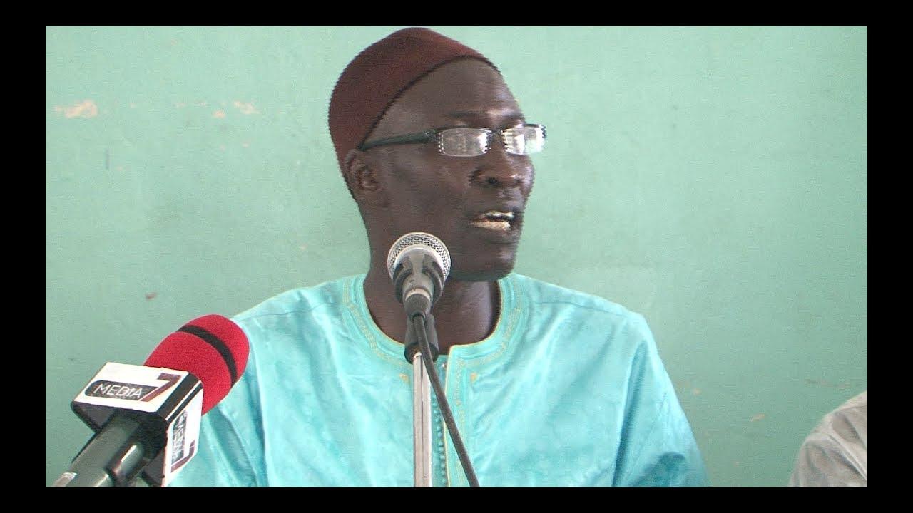 Kalidou Niasse :