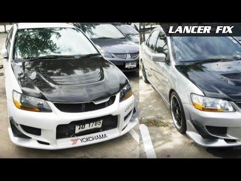 Lancer Fix | 02-03 Mitsubishi Lancer/Cedia Front Bumpers – Ep.8