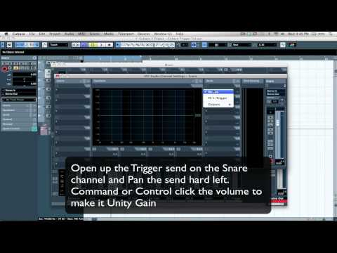 Slate Digital Trigger – Leakage Suppression Tutorial – Cubase 5