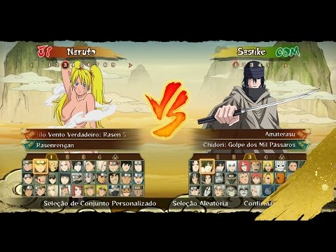 DOWNLOAD Pack 4.4 MOD Naruto Ninja STORM Revolution™ NEW Costumes WIp, Characters, Stage modded!:  Naruto Shippuden Ninja STORM Revolution Pack 4.4 MOD + Save DATA:http://www.mediafire.com/download/k7t8cfhpydkexs9/roster+ok.rarPACK xfbin (.bod1), contains:Sasuke HokageSasuke THE LAST MOVIESasuke Amor new MovesetLARS Playable + CostumeKakashin Anbu new movesetStage AWAKENING fix + New Item Costume charactersNaruto JoninAnkoKurenaiHinata All Swimsuit (Bikini)Naruto (Sexy no Jutsu) NarukaRingoMadara new Moveset (Tomaru moveset)All Girls Costume (Tsunade, Sakura, Ino, Tenten, Temari)Zetsuand other ...DLC s incluedCrédits MODS:Restu Noegrohovalant96Hassen Samyonikage56Kuroha SaenokiGhostnightmare27nexusmodsTheme Sound:Lord of the Castle Kingdom Hearts HD