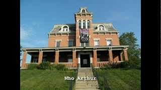 Newport (KY) United States  city photos : Haunted Thompson House 2 Newport Ky - PPI 2-9-14