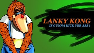 Lanky Kong in Smash