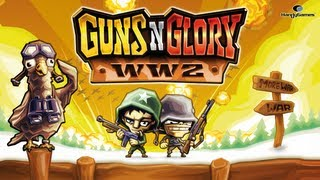 Guns'n'Glory WW2 YouTube video