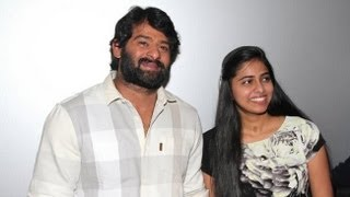 Prabhas With Fans In Los Angeles - Mirchi Success Tour - Anushka Shetty, Richa Gangopadhyay, DSP