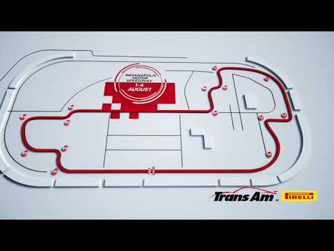 Indianapolis Motor Speedway Course Guide