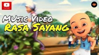 Video Upin & Ipin - Lagu Rasa Sayang [Music Video] [HD] MP3, 3GP, MP4, WEBM, AVI, FLV Juli 2019