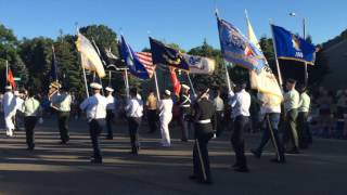 Menomonee Falls (WI) United States  city photos : July 3rd USA Indepedence Day Parade!:) Menomonee Falls, WI 2016