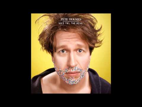 Pete Holmes - Telemarketers (High Definition)