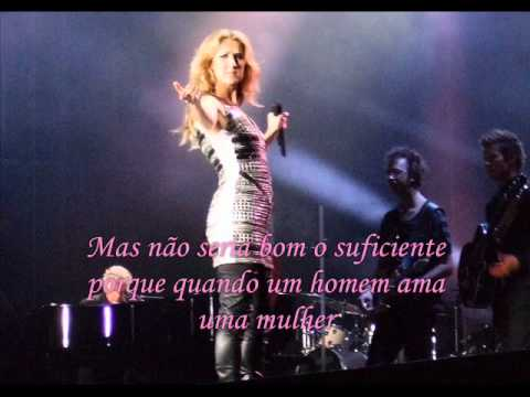 Celine Dion In His Touch (en Portugues)