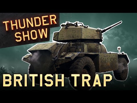 Thunder Show: British trap