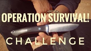 Hey everyone, just wanted to let y'all know about an upcoming challenge ill be participating in, alongside felIow Youtubers: H.I.S Survival and The PReppers Bunker Outdoors. I also give my first impressions on the beautiful Bark River Classic Drop Point Hunter, which one lucky viewer can win soon. H.I.S Survival: https://www.youtube.com/channel/UCB63s_Nbxva5lVPFJmztNPgThe Preppers Bunker Outdoors:https://www.youtube.com/channel/UCB3d-Co8F9_pKIuIHSGzuLAJunkyard Fox Instagram:https://www.instagram.com/junkyard_fox/?hl=enCuervo Negro's Bandcamp link:https://cuervonegro1.bandcamp.com/album/the-first-year   filmed in the El Paso, Texas/Cloudcroft, New Mexico area, Chihuahuan Desert. Survival, Self-Reliance, Bushcraft, Camping, Making Fire, James Harris. Original music by Cuervo Negro. Junkyard Fox