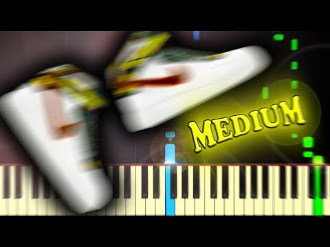 FOSTER THE PEOPLE - PUMPED UP KICKS - Piano Tutorial