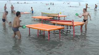 Balatonlelle Hungary  city photos : II. SPlitT-Pong Championships Balatonlelle Hungary
