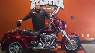 9. 2010 Street Glide Trike - Zylstra Harley-Davidson