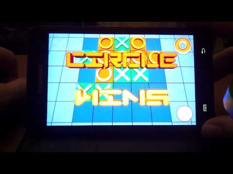 Video of Tic Tac Toe Evolution