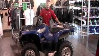 7. 2007 YAMAHA GRIZZLY 700