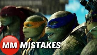 10 Teenage Mutant Ninja Turtles Out of the Shadows Mistakes You Didn't Notice   TMNT Movie Mistakes