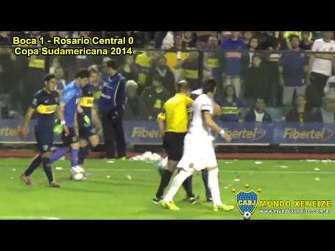 16avos Copa Sudamericana: Boca 3 Rosario Central 0
