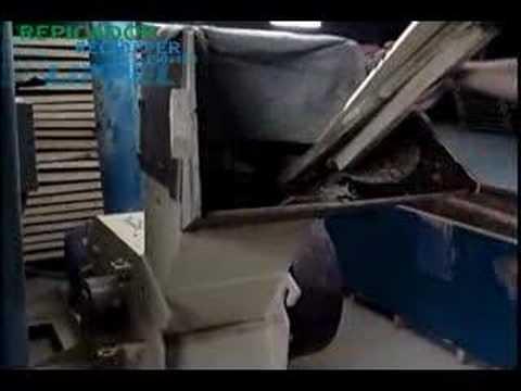 Triturador de Madeira Lippel RTL