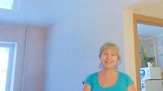 Потолок в гостиной 17 м<sup>2</sup>