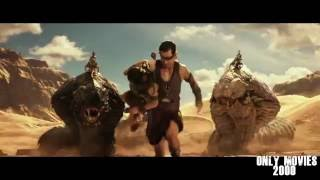 Gods of Egypt - Snakes HD