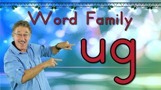Learn about the ug word family. Word families are groups of words that have a common pattern. Word families, sometimes called...
