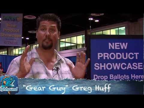 Fishhound presentation of ICAST 2012