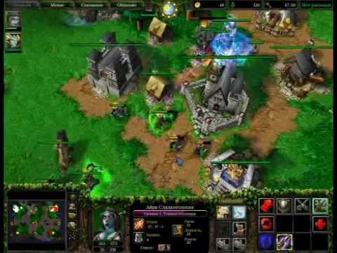 Warcraft III TFT: Deadman-vs-XyLigan 2007 (Miker)
